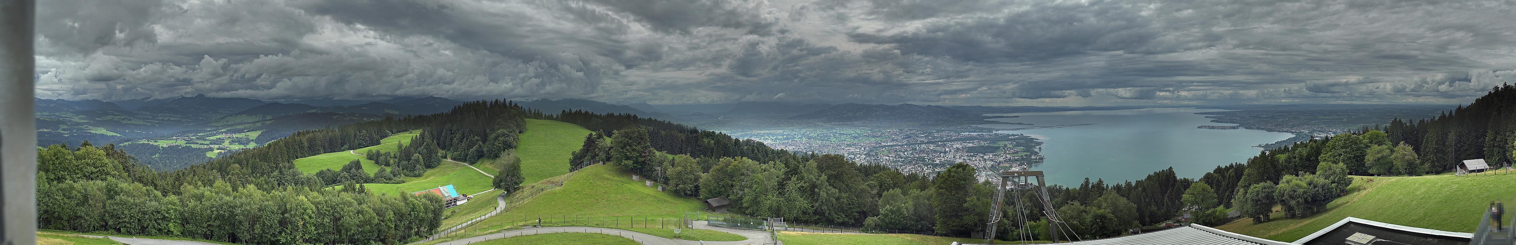 Pfänder (View from Bergstation)